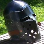 SCA Legal Visored Helm